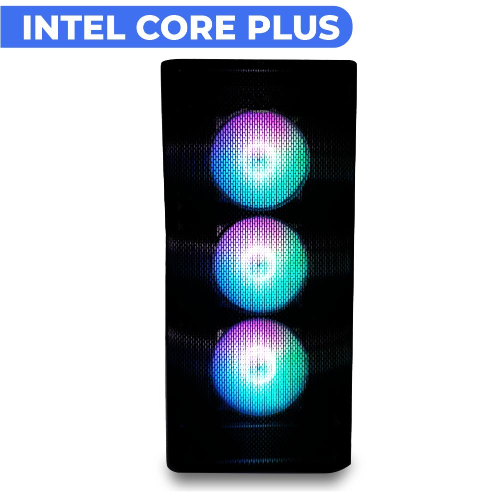 COMPUTADORA GAMER INTEL CORE PLUS GTX1660 SUPER 6GB + INTEL CORE I3 10105F + RAM 8GB + SSD 240GB
