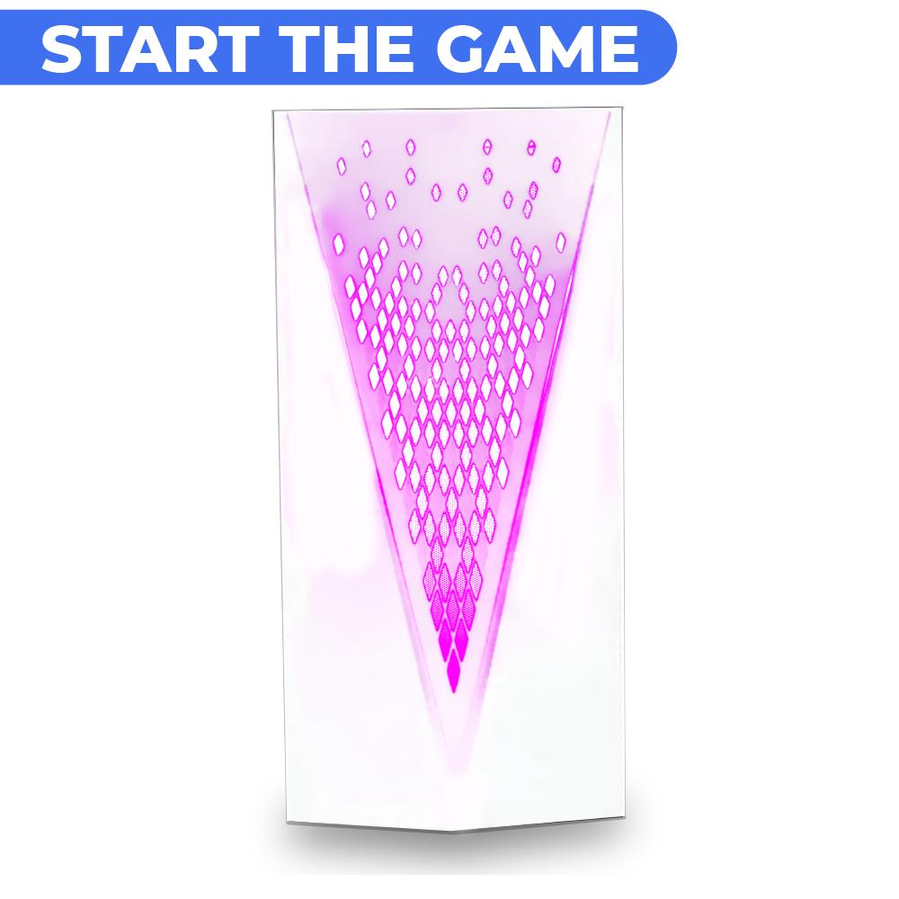 COMPUTADORA GAMER START THE GAME GEFORCE GTX 1050TI + INTEL PENTIUM GOLD G6400 + RAM 16GB + SSD 240GB
